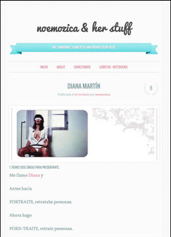 Blog noemozica