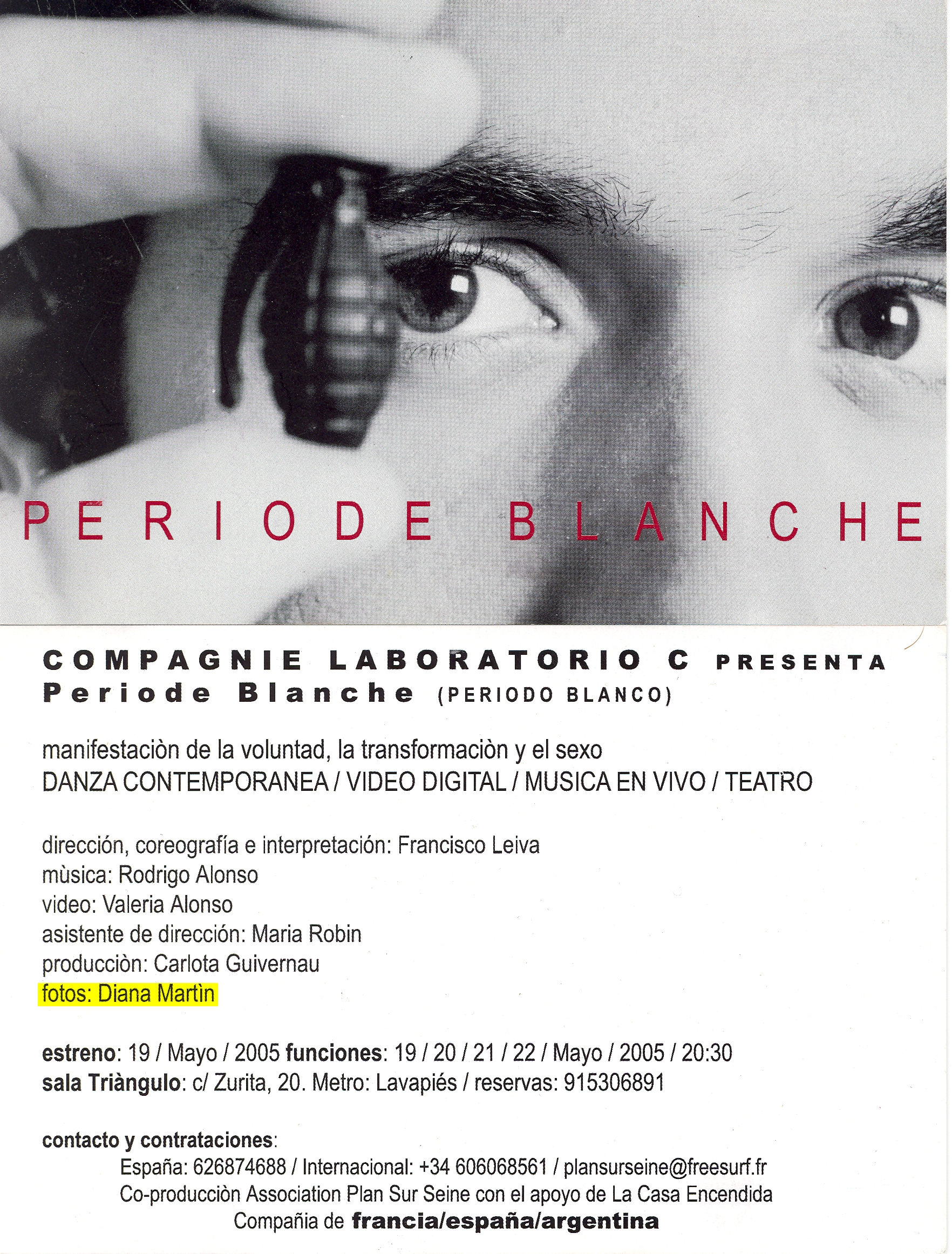 Periode Blanche