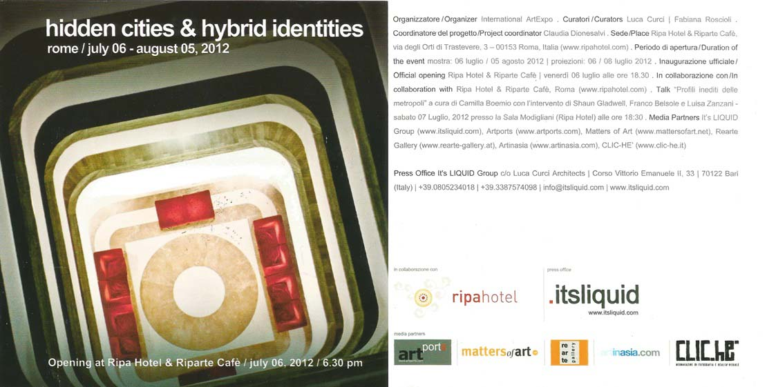 Hidden cities&hybrid identities