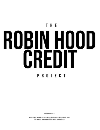 The Robin Hood Credit Project