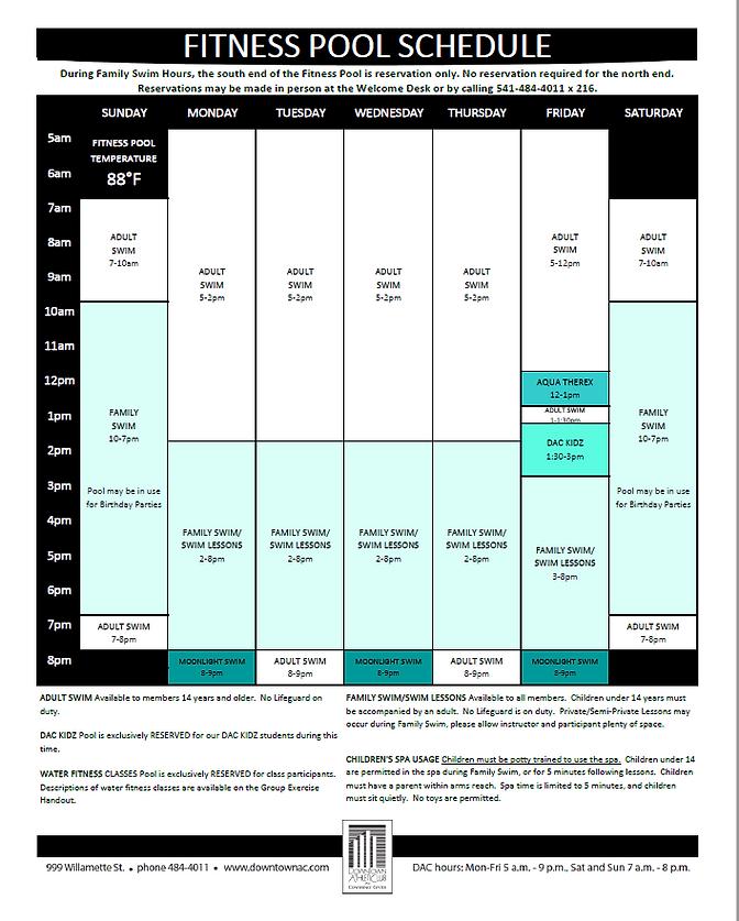 Nov 2nd Aquatic Schedule Fitness.PNG