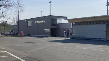 Clubhaus FC Pratteln