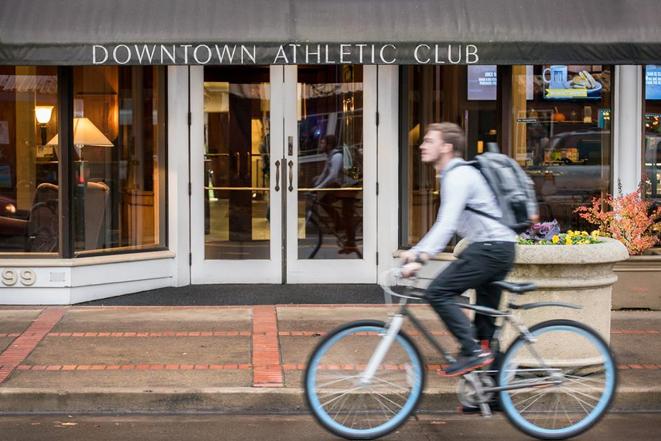 Best gym in eugene eugene or downtown athletic club