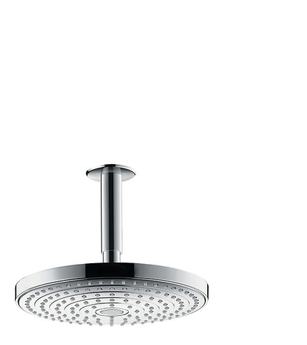 HANSGROHE RD SELECT S 240 2JET OHS CEIL.WH/CHR.