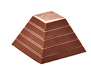 Pyramide Choco Latte pour chocolat chaud
