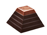 Pyramide Chai Latte pour chocolat chaud