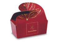 Ballotin Rouge 3 Chocolats