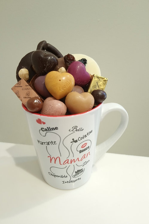 Mug Super Maman 240 g