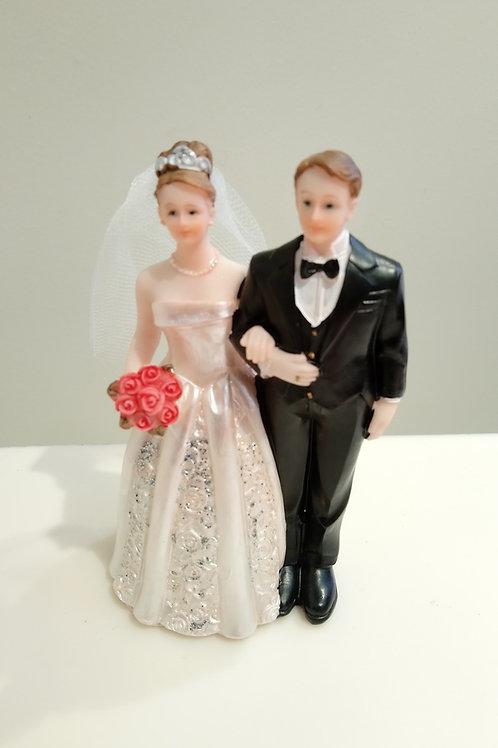 Couple de mariés Traditionnel