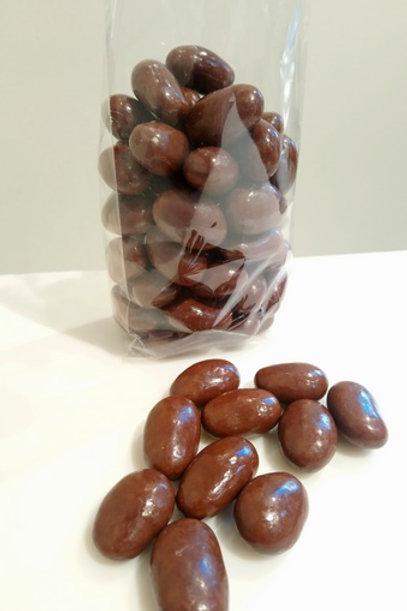Amande Grillée aux deux chocolats 250 gr