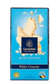 Tablette  100 gr de chocolat blanc Riz soufflé