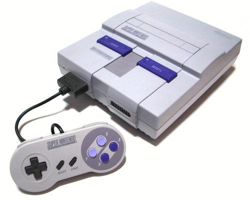 Super Nintendo Bundle