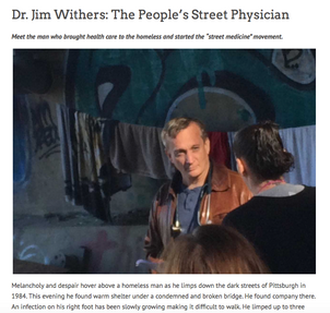 Dr. Jim Withers: The People's Street Physician