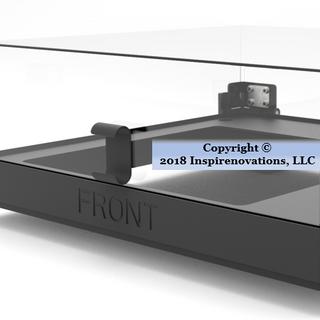 R3D Printer Handle Cover Concept