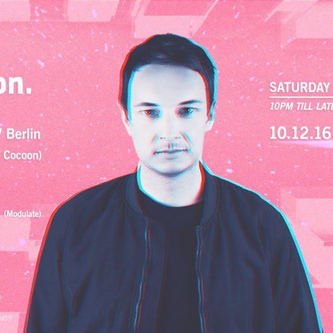 Foundation. ft youANDme (Rotary Cocktail/ Desolat/ Cocoon, BER)