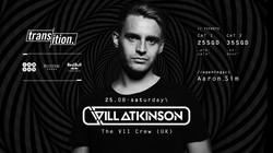 Transition ft. Will Atkinson