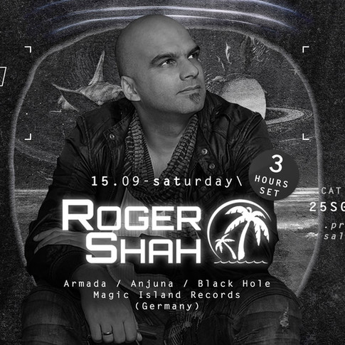Transition ft Roger Shah