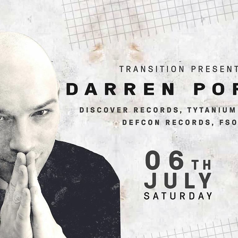 Transition ft. Darren Porter