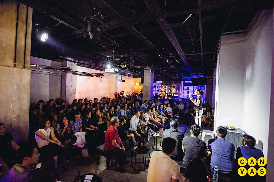 Events Space | Canvas Venue Singapore | Singapore