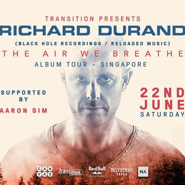 Transition ft Richard Durant