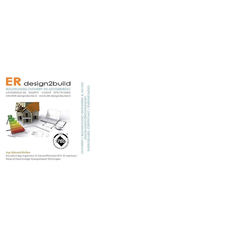 ER d2b - advertentie