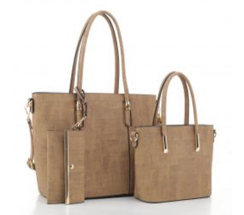 3 in 1 Fashion Tote Bag