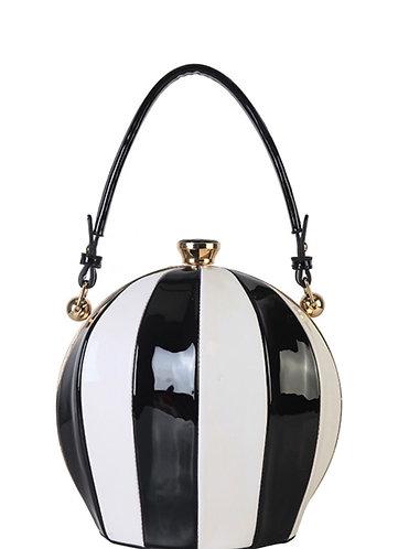 Designer Inspired Multi-Color Balloon Bag