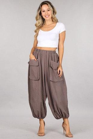 Casual Harem Pants
