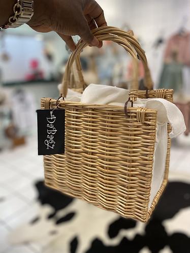 Bamboo Design Bag