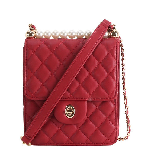 Quilted Fashion Handbag