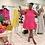 Thumbnail: Gauged Shirred Woven Dress