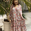 Thumbnail: Floral Print Maxi Dress