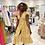 Thumbnail: Tropical Palm Print Dress