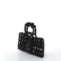 Fashion Wood Clutch Bag