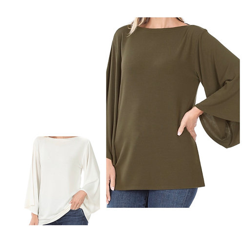 ITY Bell Sleeve Top