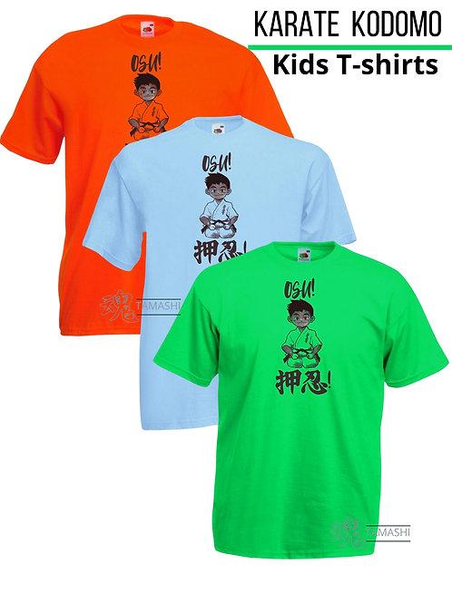 Karate kodomo (Kids T shirts)