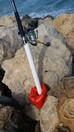 West Australian Fisherman reviews Rocksteady Rod Holder