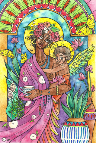 Madonna of Small Mercies