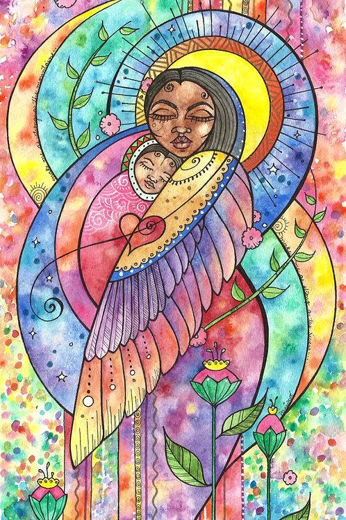 Fine Art Print: Mama Magic