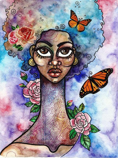 Fine Art Print: Flora