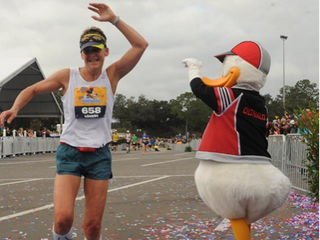 Marathon de Disney ou Dopey Challenge!