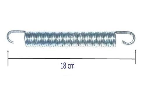 Molas para  Cama Elástica – MED 18 cm  Mat. 1070