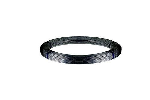 Arame de aço carbono 2 mm /BWG nº 14 1070/rolo 1kg