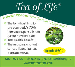 Tea of Life Ad