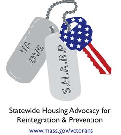 Logo illustration for Veterans Assoc