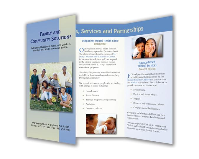 BAMH brochure