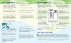 Dept of Conservation Brochure