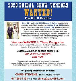 2020 Bridal Show Vendors.jpg