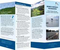 Kendall Foundation brochure