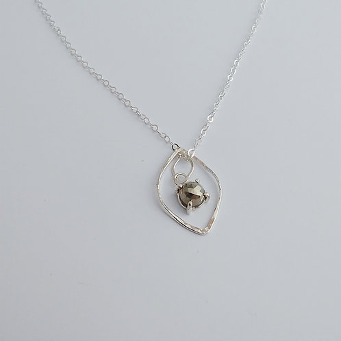 Multi-way Necklace with Gemstone
